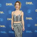 Emily Bett Rickards – 2019 Directors Guild Of America Awards in Hollywood - 454 x 681