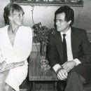 George Santo Pietro and Linda Evans - 454 x 496