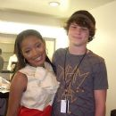 Keke Palmer and Matt Shively