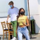 Madison Beer – Lunch at Toast in West Hollywood