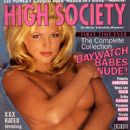 Donna D'Errico - High Society Magazine [United States] (July 1997)