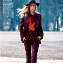 Carolyn Murphy - Vogue Magazine Pictorial [United States] (May 2013)