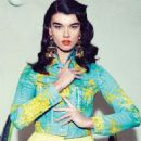 Crystal Renn - Vogue Magazine Pictorial [Mexico] (May 2012)