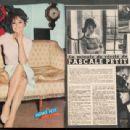 Pascale Petit - Cine Tele Revue Magazine Pictorial [France] (20 August 1964) - 454 x 309