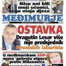 Dragutin Lesar  -  Magazine Cover