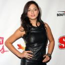 Jessica Gomes - Sports Illustrated's 2009 Swimsuit Issue Launch In NYC 2009-02-11