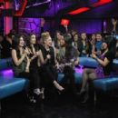 The girls from Pretty Little Liars, Lucy Hale, Troian Bellisario, Shay Mitchell, and Ashley Benson were all on New Music Live in Toronto on January 27.