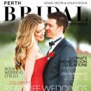 Tara Moss and Dr. Berndt Sellheim on the cover of Bridal Options