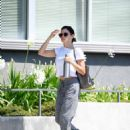 Jenna Dewan – Leaves Pilates Class in West Hollywood