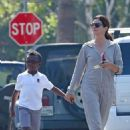 Sandra Bullock – Out in Los Angeles - 454 x 681