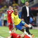 Serbia Vs. Brazil: Group E - 2018 FIFA World Cup Russia