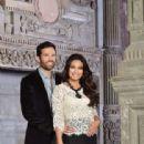 Alejandro Amaya and Ana Brenda Contreras- Hola Magazine Mexico February 2013