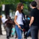 Alex Turner and Alexa Chung - June/2014 - 420 x 630
