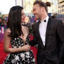 Prince Royce and Emeraude Toubia- The 17th Annual Latin Grammy Awards - Show - 454 x 550