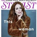 Julianne Moore - Stylist Magazine Cover [United Kingdom] (10 February 2016)
