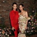 Adriana Lima – Lily Aldridge Parfums Launch Event in NYC