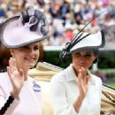 Meghan Markle – 2018 Royal Ascot Day One in Berkshire - 454 x 340