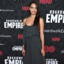 Shanina Shaik Boardwalk Empire Season 5 Premiere In Nyc