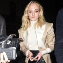 Sophie Turner – Leaving the Corinthia Hotel in London 02/19/2019