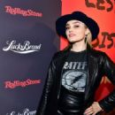 Meg Donnelly – Less Noise, More Music! Lucky Brand presents Third Eye Blind + Special Guest in LA - 454 x 320