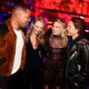 Cara Delevingne- April 9, 2016- 2016 MTV Movie Awards - Show