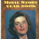 Ingrid Bergman - Movie Story Year Book Magazine Cover [United States] (January 1948)