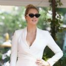 Kate Upton – Arriving at the 76th Venice Film Festival