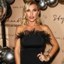 Billie Faiers – Style Cheat's Christmas Party in London