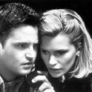 Matthew Perry and Natasha Henstridge in Warner Brothers' The Whole Nine Yards - 2000