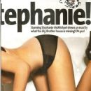 Stephanie McMichael - Nuts Magazine Scans (UK Big Brother Babe)
