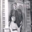 "Una Merkel in the 1959 Musical ""Take Me Long"" with Walter Pidgeon"