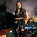 Nicole Scherzinger – Performing at Django in New York