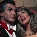 George Hamilton and Susan James
