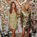 Josephine Skriver and Elsa Hosk – All-new LOVE fragrance event in NYC - 454 x 610
