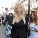 Victoria Lopyreva – Elie Saab Haute Couture Show 2019 in Paris - 454 x 681