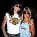 Vince Neil & Tommy Lee