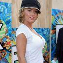 Kelly Carlson - Fox TV Network All-Star Party, Santa Monica, 23.07.2007.