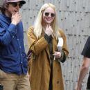 Emma Stone – Filming 'Maniac' set in New York - 454 x 855
