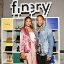 Chrissy Teigen – Finery App launch party hosted by Brooklyn Decker in Culver City - 454 x 454