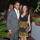 Kelly Brook attending a Gala dinner for the Ischia Global Festival in Ischia, Italy