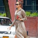 Irina Shayk – Out in the West Village - 454 x 681