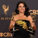 Julia Louis-Dreyfus : 69th Annual Primetime Emmy Awards - 454 x 303
