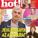 István Szellõ - HOT! Magazine Cover [Hungary] (9 February 2017)