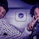 Willow Smith and Tyler Cole (Rapper) - 454 x 294