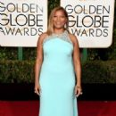 Queen Latifah 73rd Golden Globe Awards In Beverly Hills