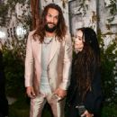 Lisa Bonet and Jason Momoa – 'See' TV Show Premiere in Los Angeles - 454 x 681