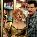 Carol Kane and Steve Martin