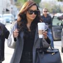 Naya Rivera is spotted filming a unknown show in West Hollywood, California on January 24, 2017 - 450 x 600