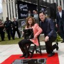 Loretta Lynn and Jack White Induction Into The Nashville Walk Of Fame on June 4, 2015 in Nashville, Tennessee. - 454 x 546