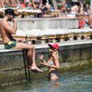 Stephanie Pratt – Bikini on holiday in Croatia